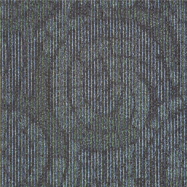 3 - 4 Mm Pile Height Industrial Office Carpet Tiles / Modern Commercial Carpet