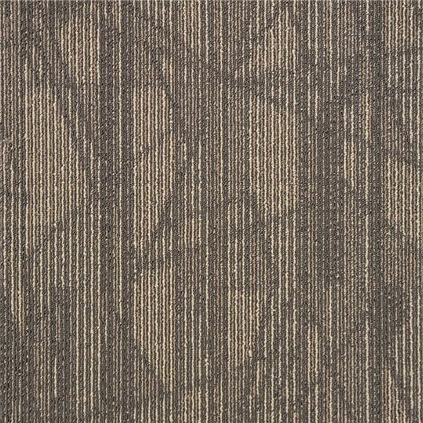 Indoor Versatile Assorted Commercial Carpet Tile / Modern Office Carpet